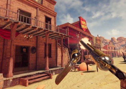 Guns'n'Stories VR
