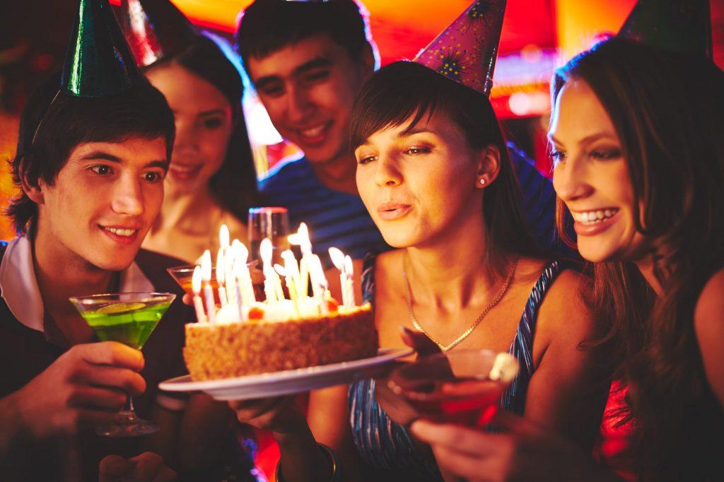В день рождения — БЕСПЛАТНО!