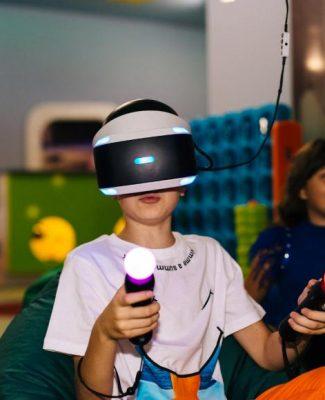 Аренда PS 4 и VR-шлемов